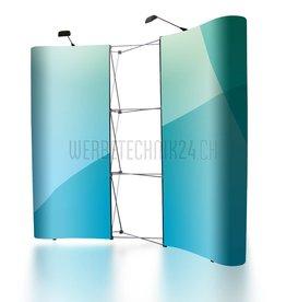 Pop-Up Classic - Stand parapluie 3x3 (5 lès)