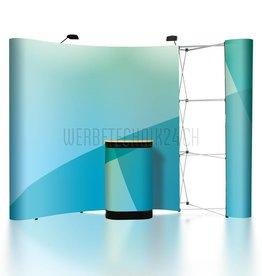 Pop-Up Classic - Stand parapluie 3x4 (6 lès)