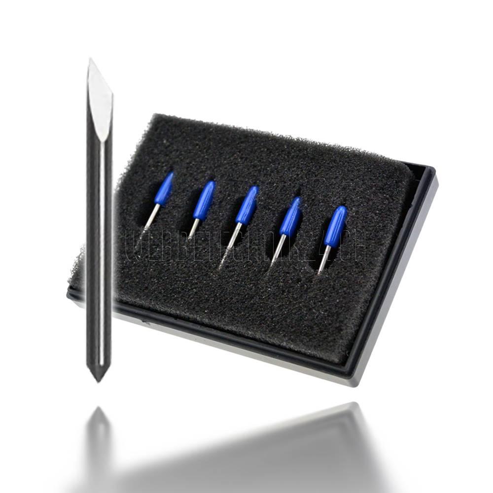 Couteau-traînant 60° (compatible Summa®) 5 pièces