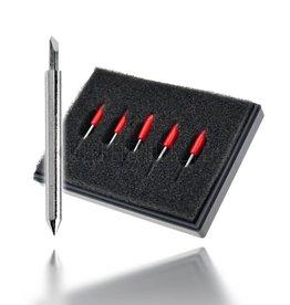 Lame compatible (idem Roland® ZEC-US025) 5 pièces