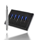 Lame compatible (idem Roland® ZEC-U3100) 5 pièces