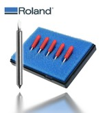 Original Roland® Cemented Carbide Blade 45° 5 Stk.