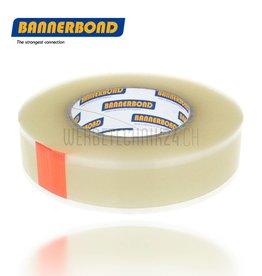 BANNERBOND® Masse adhésive double face 25mm x 25m