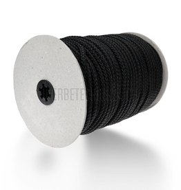 Drisse Polyamide ø6mm Noir 100m