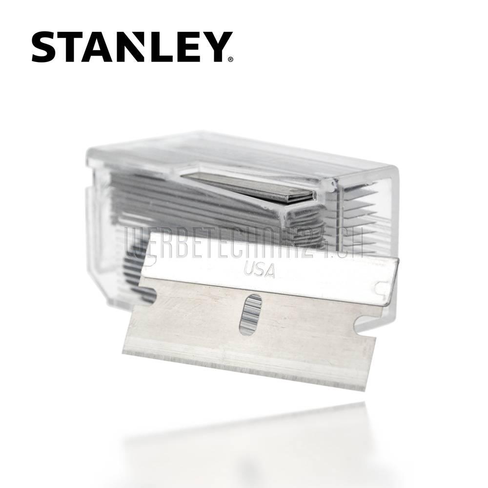 Lames pour STANLEY® Grattoir à verre 10 pces