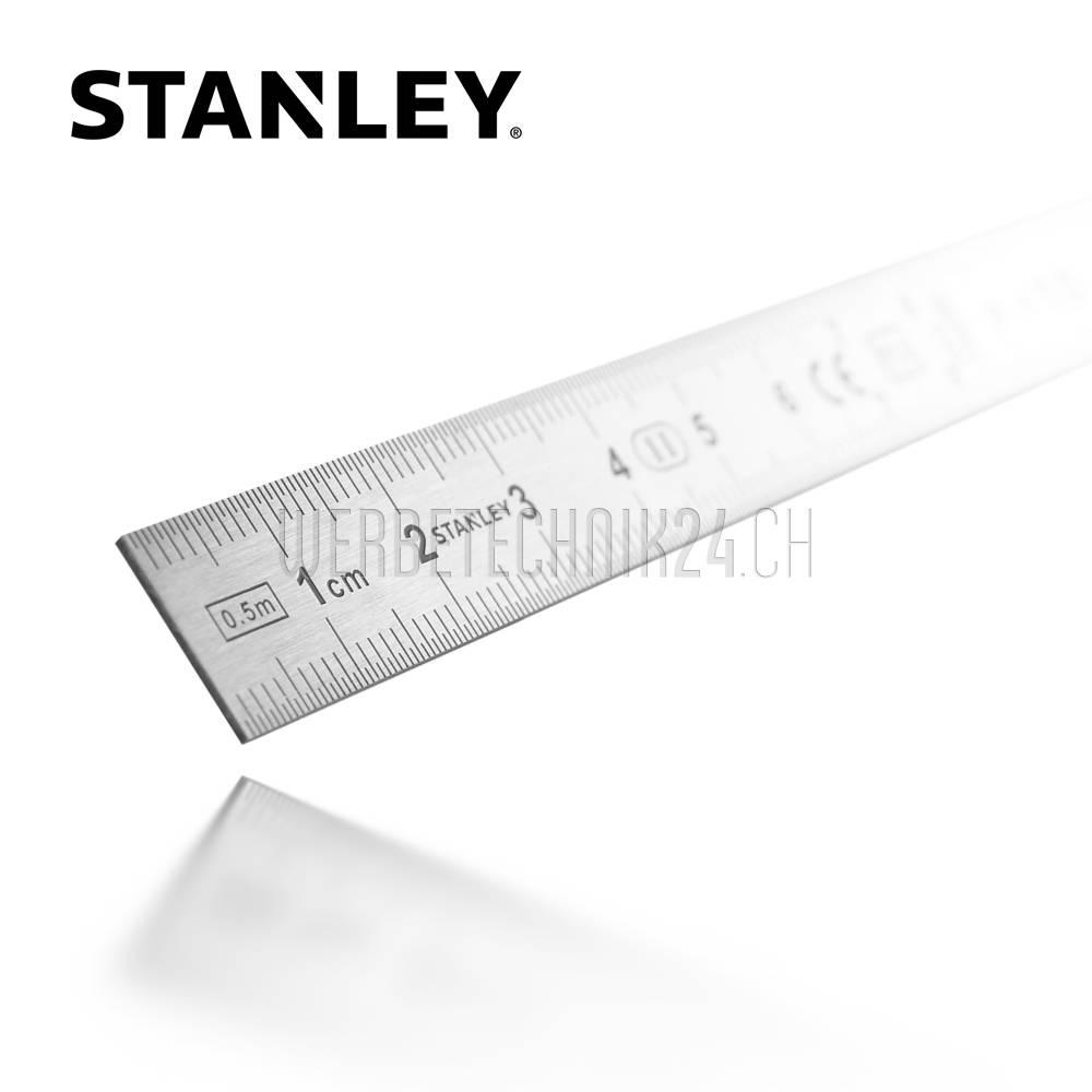 STANLEY® Stahlmaßstab flexibel 500mm