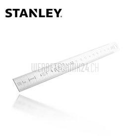 STANLEY®  Règle acier inoxydable flexible 200mm