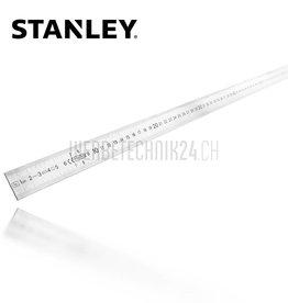 STANLEY®  Règle acier inoxydable semi-rigide 1'000mm