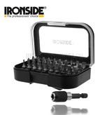 IRONSIDE® Bit-Set 31 tlg. mit Bithalter