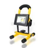 10W Power LED-Akkustrahler 750 Lumen