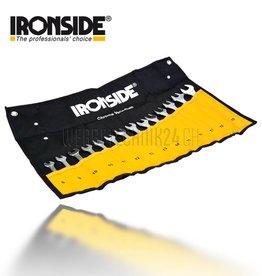 IRONSIDE® Ring-Gabelschlüssel Set 14 tlg.