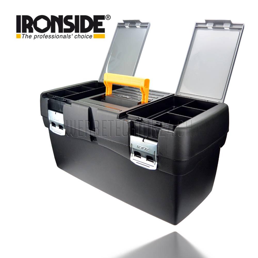IRONSIDE® Werkzeugkasten Gross