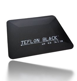 Teflon Trapez-Rakel Black (medium)