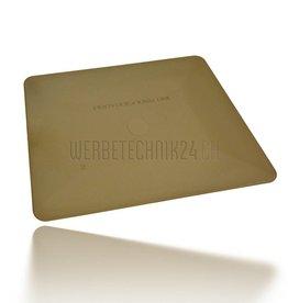 Teflon Trapez-Rakel Gold (hart)