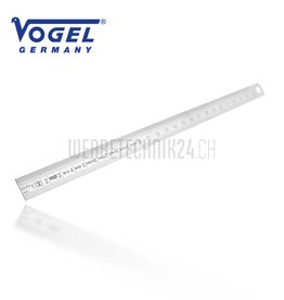 VOGEL® Règle inox flexible  250mm