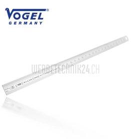 VOGEL® Stahlmaßstab flexibel 300mm
