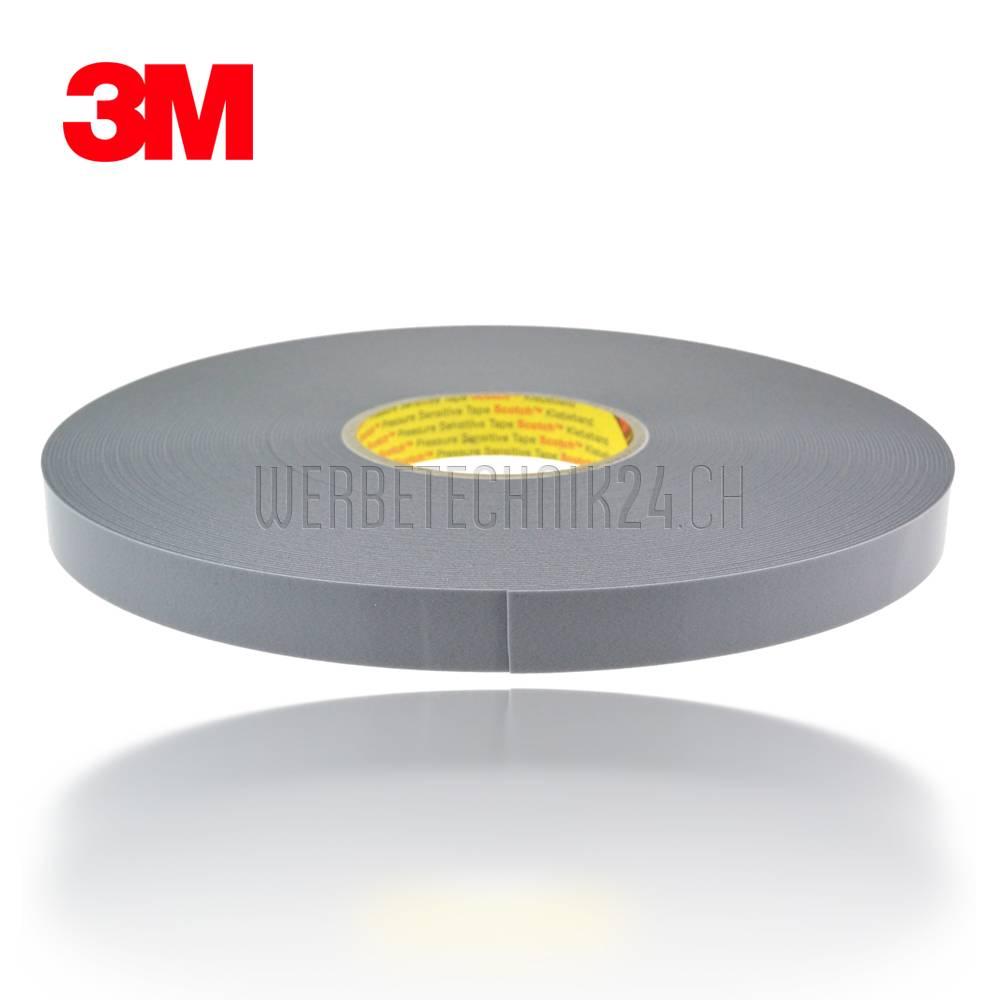 3M™ VHB™ 4943 F Ruban mousse adhésif double face acrylique 19mm x 33m