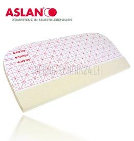 Aslan® Raclette en bois 260mm