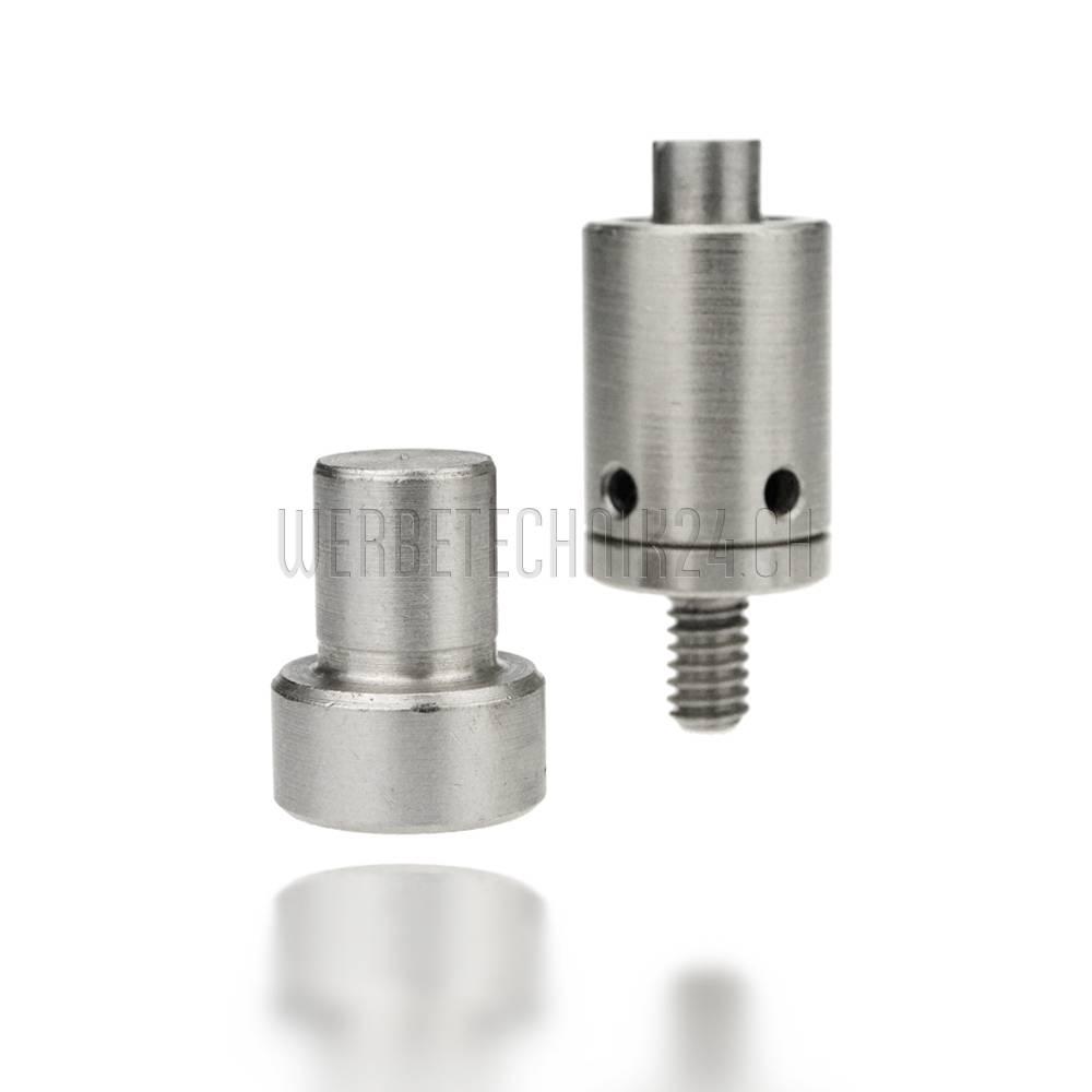 Premium Presswerkzeug für Ösen ø15mm