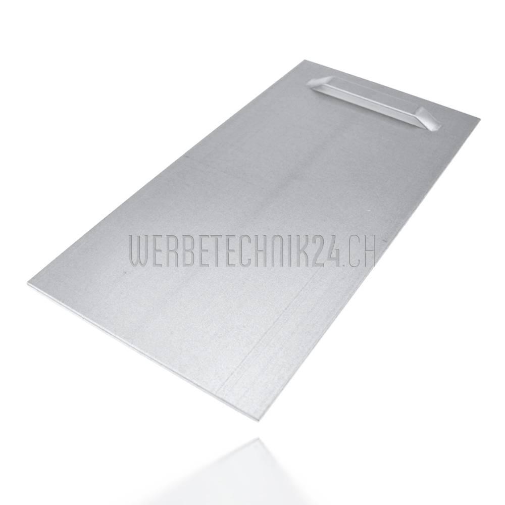 Aufhängeplatte selbstklebend 200x100mm