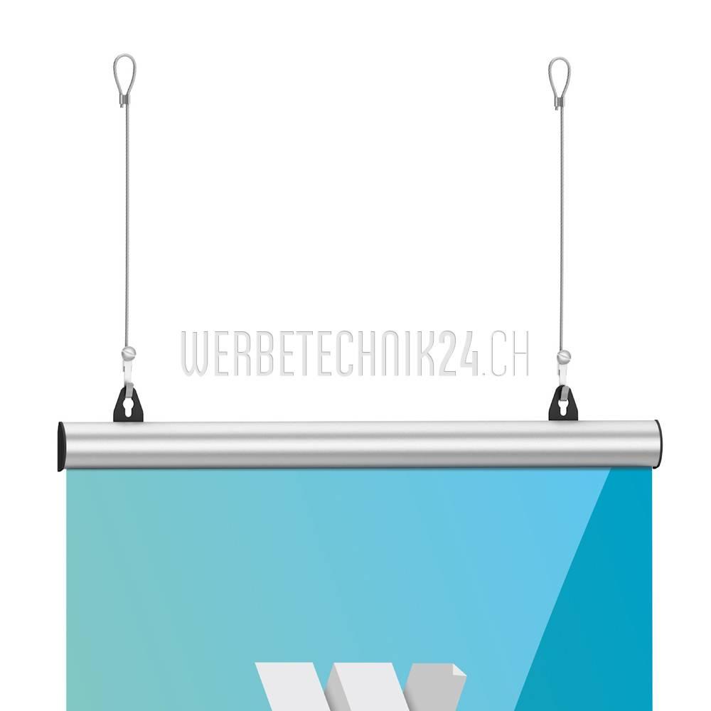 Aufhängeset Stahldrahtseil ø1.5mm Länge 1.50m