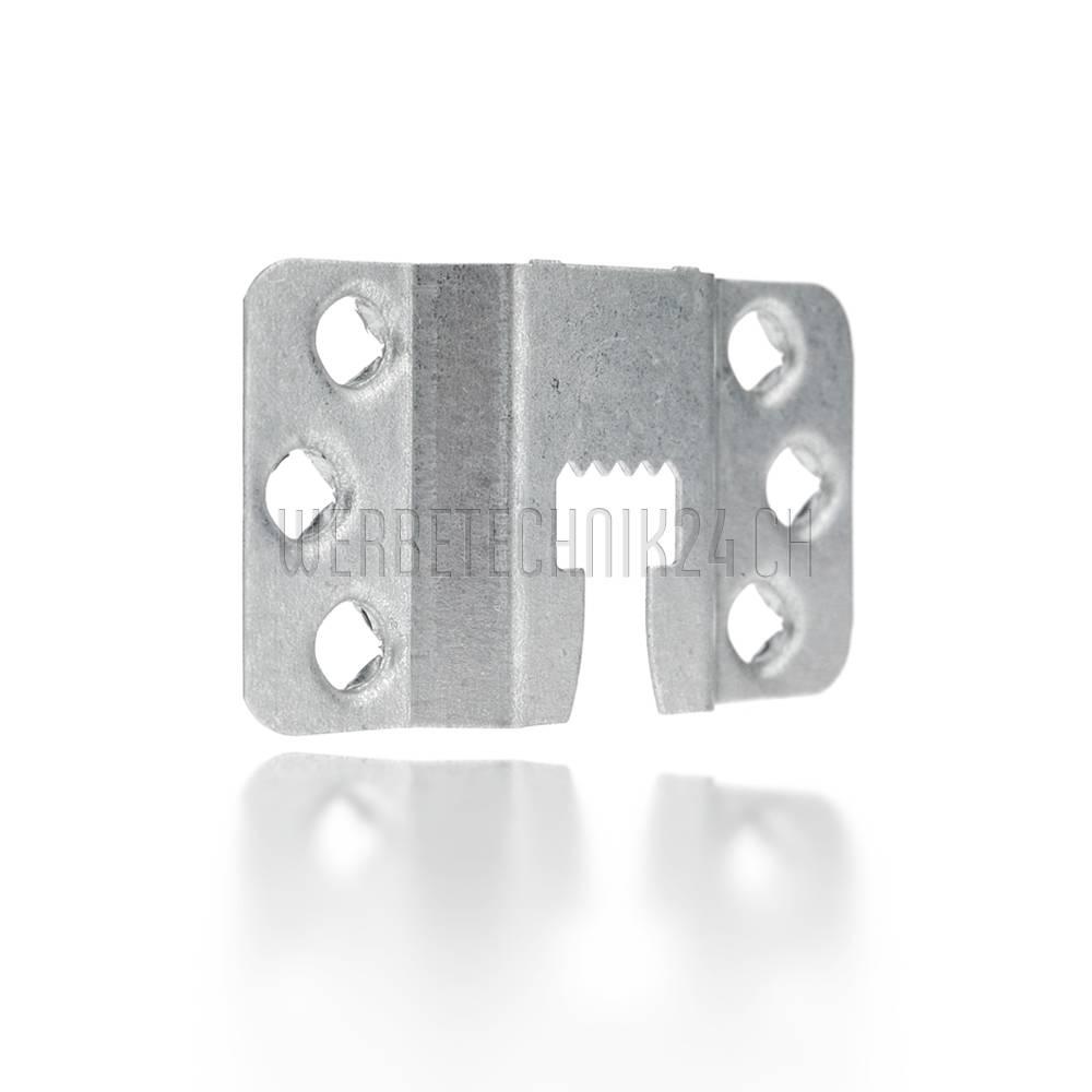 Suspension en métal avec des griffes 28x50mm (20 pces)