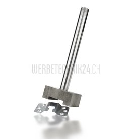 Poinçon pour fixation des suspensions métalliques à griffes