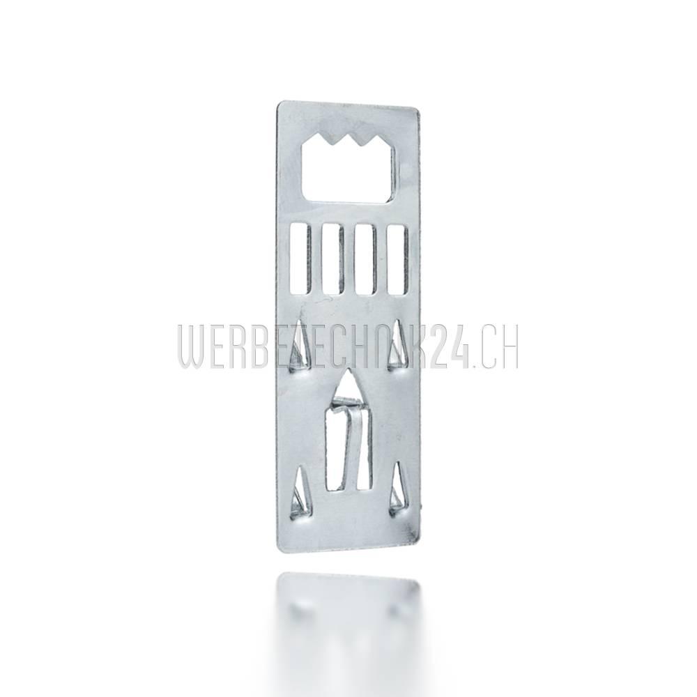 Leichtschaum-Aufhänger 15x40mm (20 Stk.)