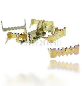 Suspension dentelée à enfoncer (10pces)