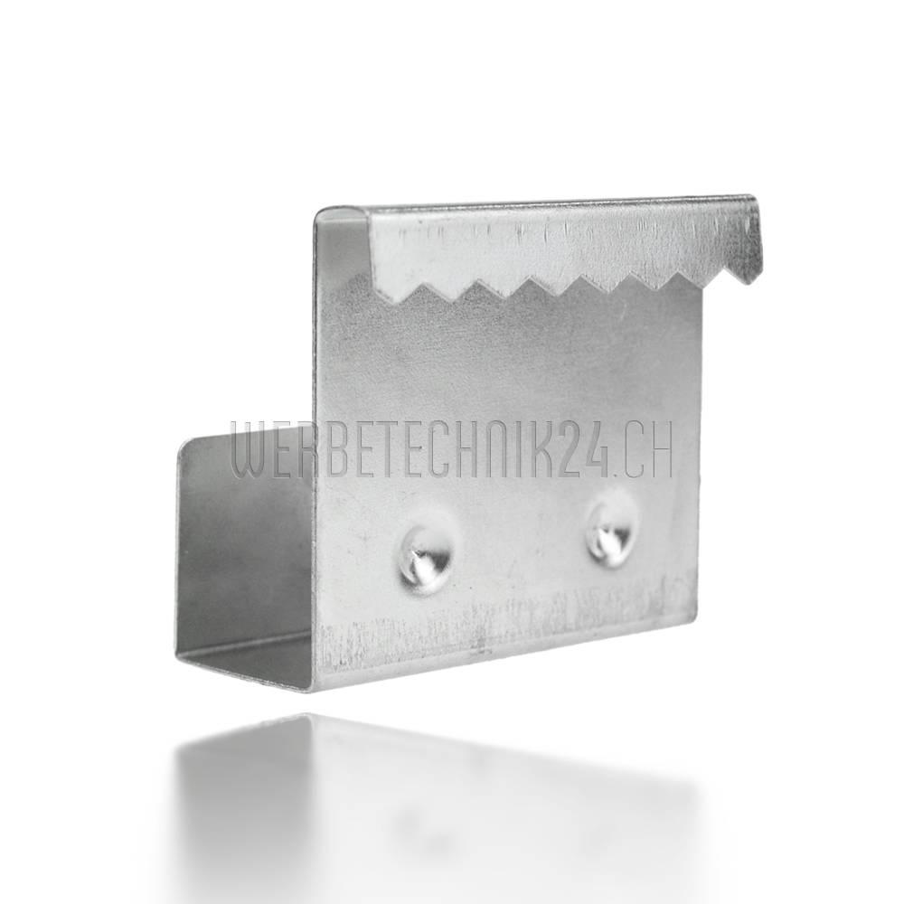Accroches-châssis en métal (10 pces)