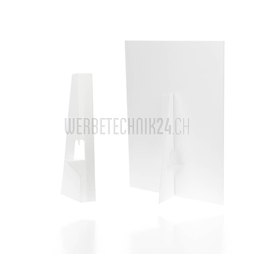 Kartonsteller selbstklebend 200mm