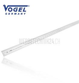 VOGEL® Stahlmaßstab flexibel 500mm