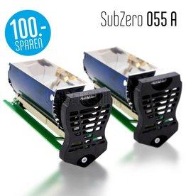 Cassette lampe UV Subzero 055 A Megapack 2 pièces