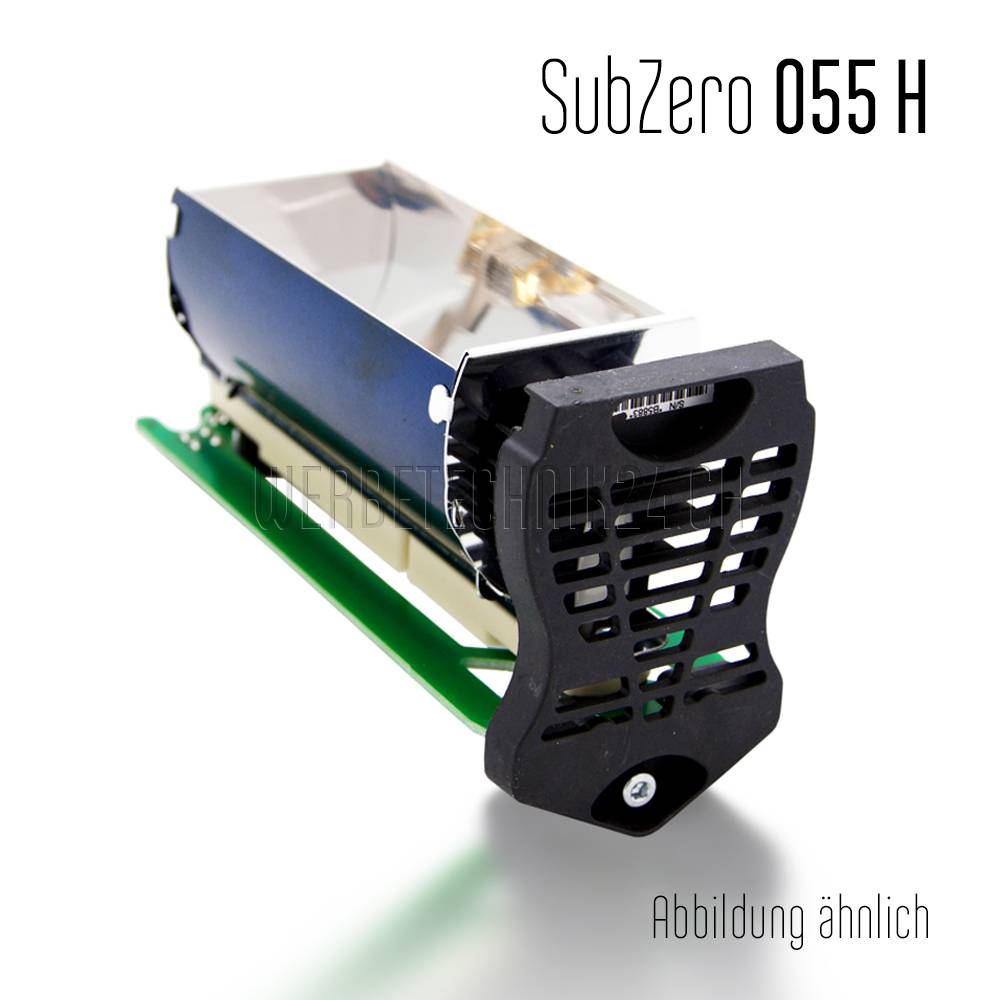 Cassette lampe UV Subzero 055 H (Mutoh Zephyr)