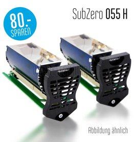Cassette lampe UV Subzero 055 H Megapack 2 pièces