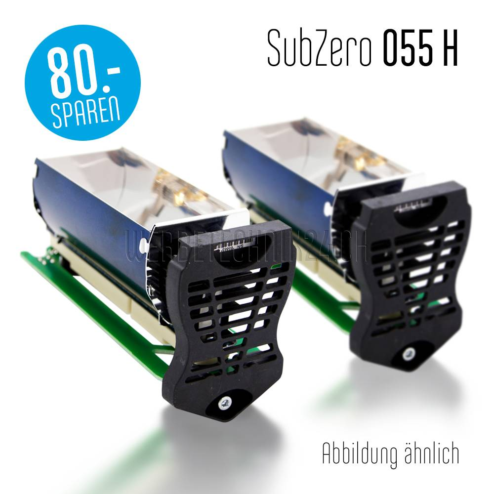 SubZero 055 H UV-Lampen Megapack 2 Stk.
