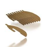 Safety Knife Sott®Backing Slitter Ersatz Teflon-Pads (10 Stk.)