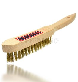 LEISTER® brosse de nettoyage en laiton