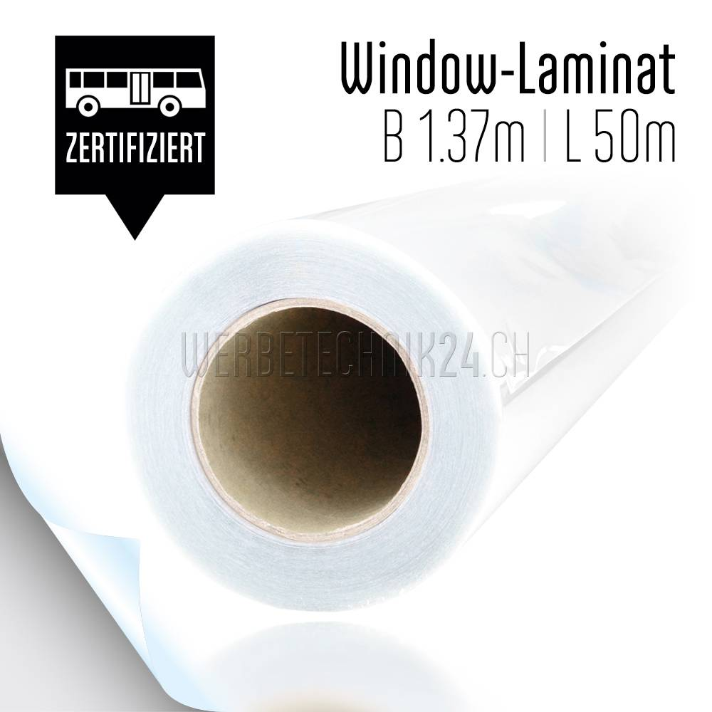 PanoRama Protect - Laminat Glanz 1.37m