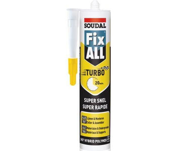 Fix All Turbo wit 290 ml