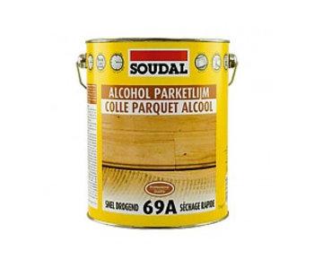 Parketlijm op alcoholbasis 69A 13 kg
