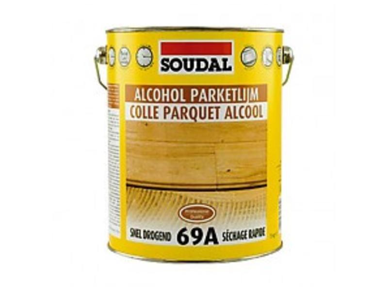 Soudal Parketlijm op alcoholbasis 69A 13 kg