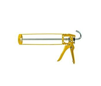Licht skeletpistool  geel