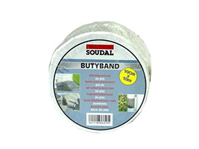 Soudal Butyband Alu 10 cm