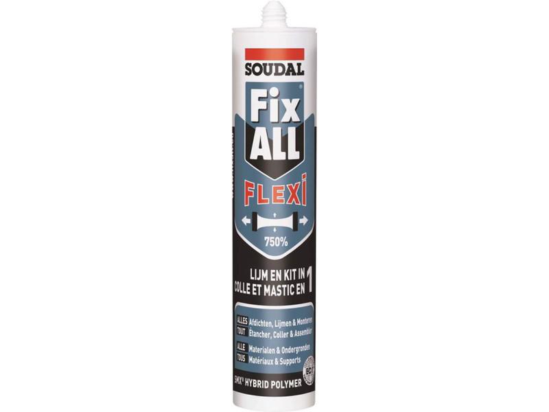 Soudal Fix All  wit 290 ml