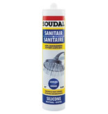 Soudal Neutrale sanitaire silicone transp 300 ml