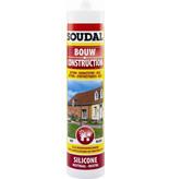 Soudal Bouw silicone grijs 300 ml