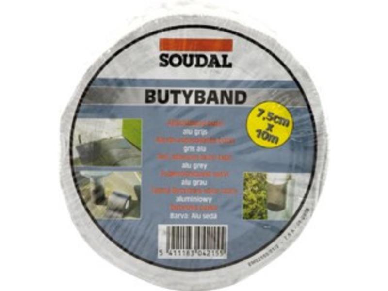 Soudal Butyband Lood 10 cm