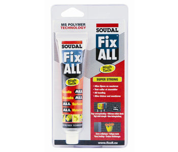 Fix All High Tack in blister wit 80 ml