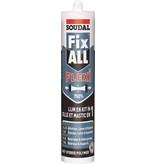 Soudal Fix All  zwart 290 ml